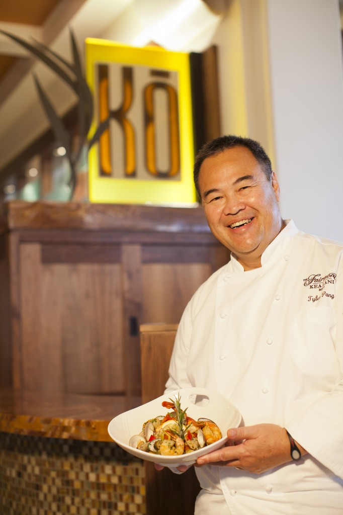 Fairmont Kea Lani - Executive-Chef Tylun Pang