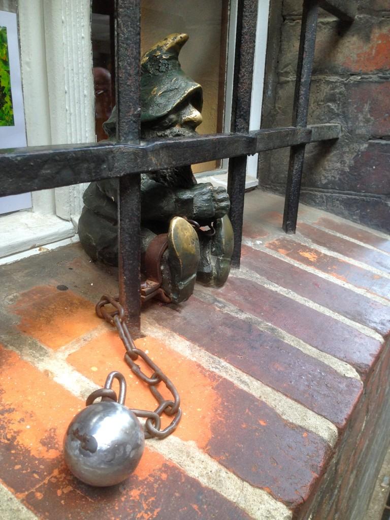 Gefängnis-Zwerg von Breslau