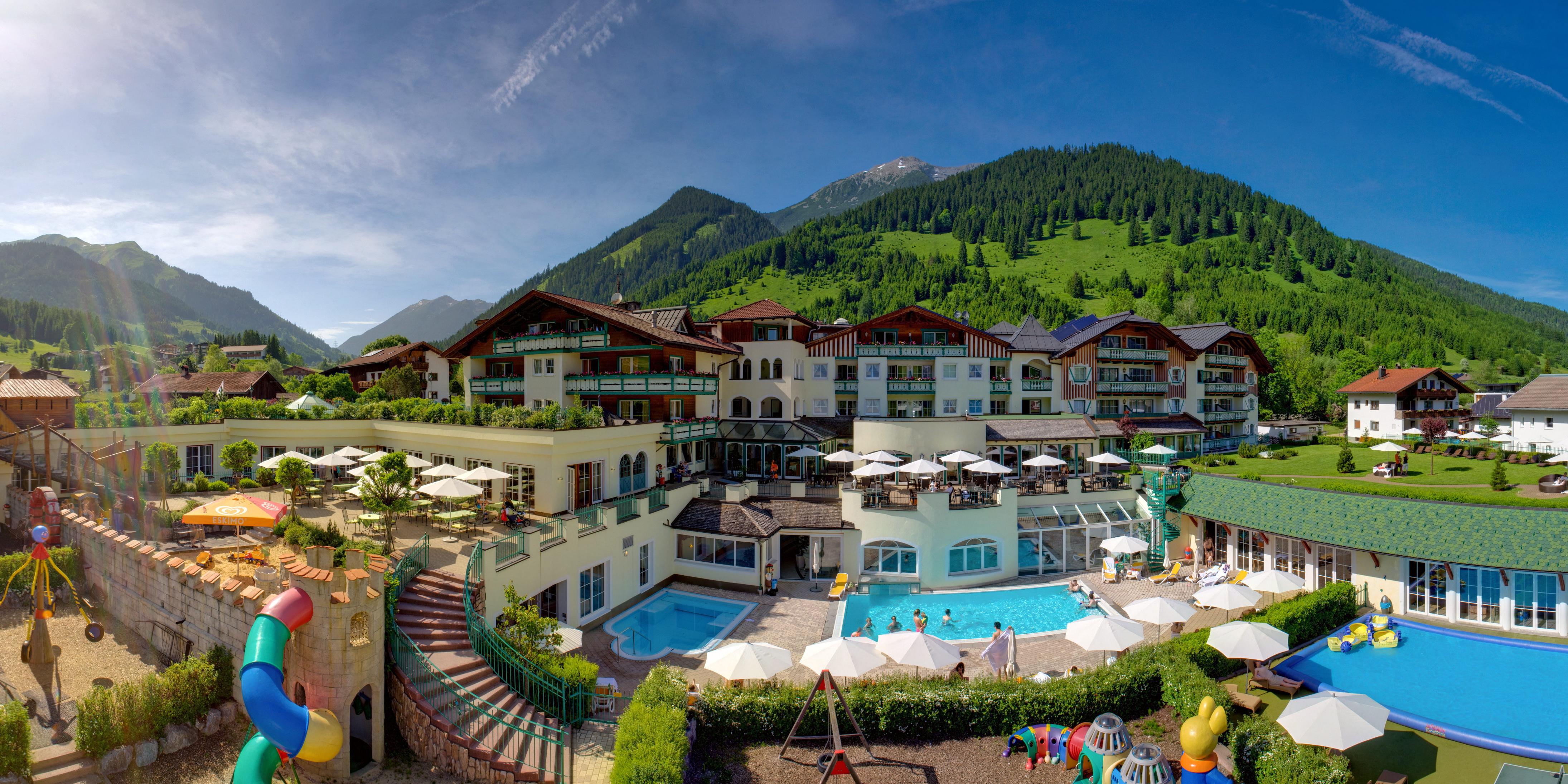 Urlaub Mit Kindern All Inclusive Osterreich  Sterne Hotel