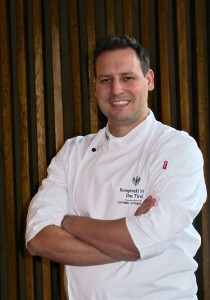 Executive Chef - Caspar Bork