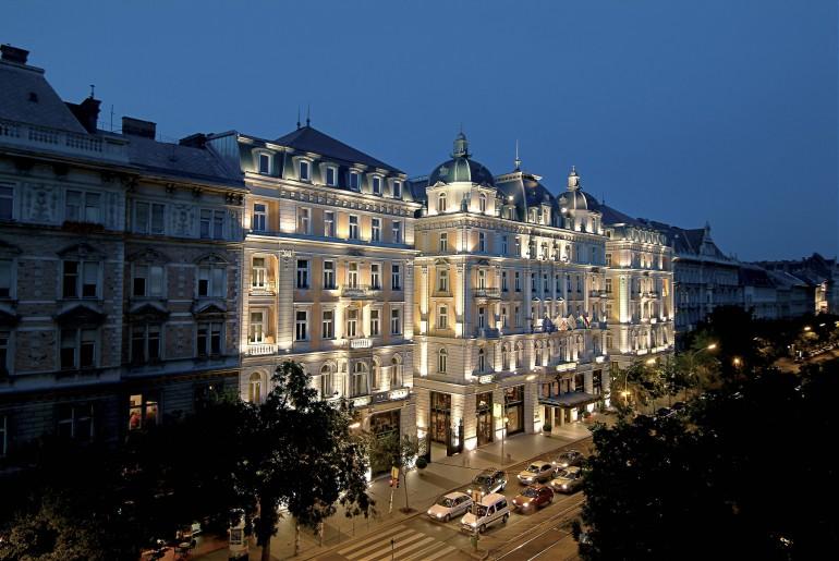 Corinthia Hotel Budapest: filmreif logieren