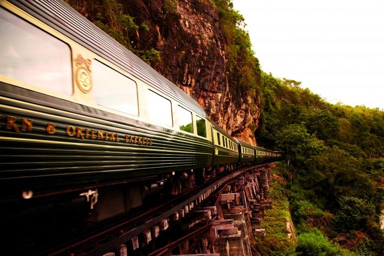 Eastern & Oriental Express: Luxus auf Schienen