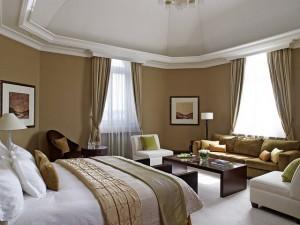 Presidential Suite Schlafbereich