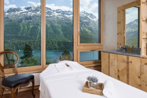 Kulm Hotel St. Moritz_Behandlungsraum