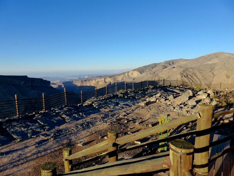 Jabal Akhdar – die Alpen des Oman