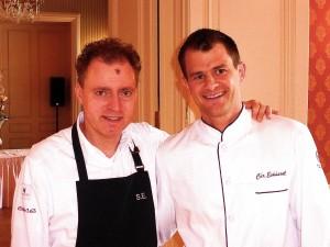 Sven Elverfeld und Christian Eckhardt: Küchenkünstler der Spitzenklasse