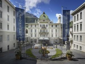 02_Grand_Hotel_Kronenhof_Au·en_Eingang