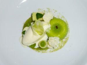 Dessert Apfel