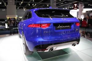 Jaguar F-Pace © Marcus Kapust