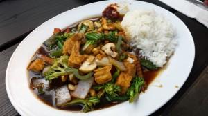 Thong Thai - Phad-Med Ma Muang mit Tofu © Marcus Kapust
