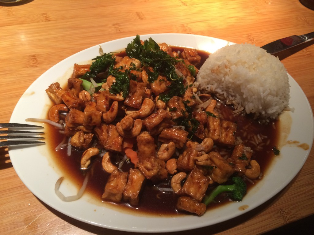 Thong Thai - Ha Ros mit Tofu © Marcus Kapust