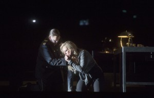 Stuart Skelton (Tristan), Eva-Maria Westbroek (Isolde)