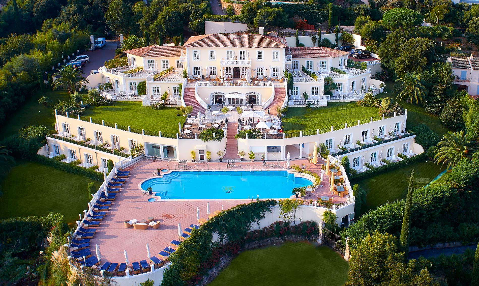 Althoff Hotel Villa Belrose Gassin St Tropez