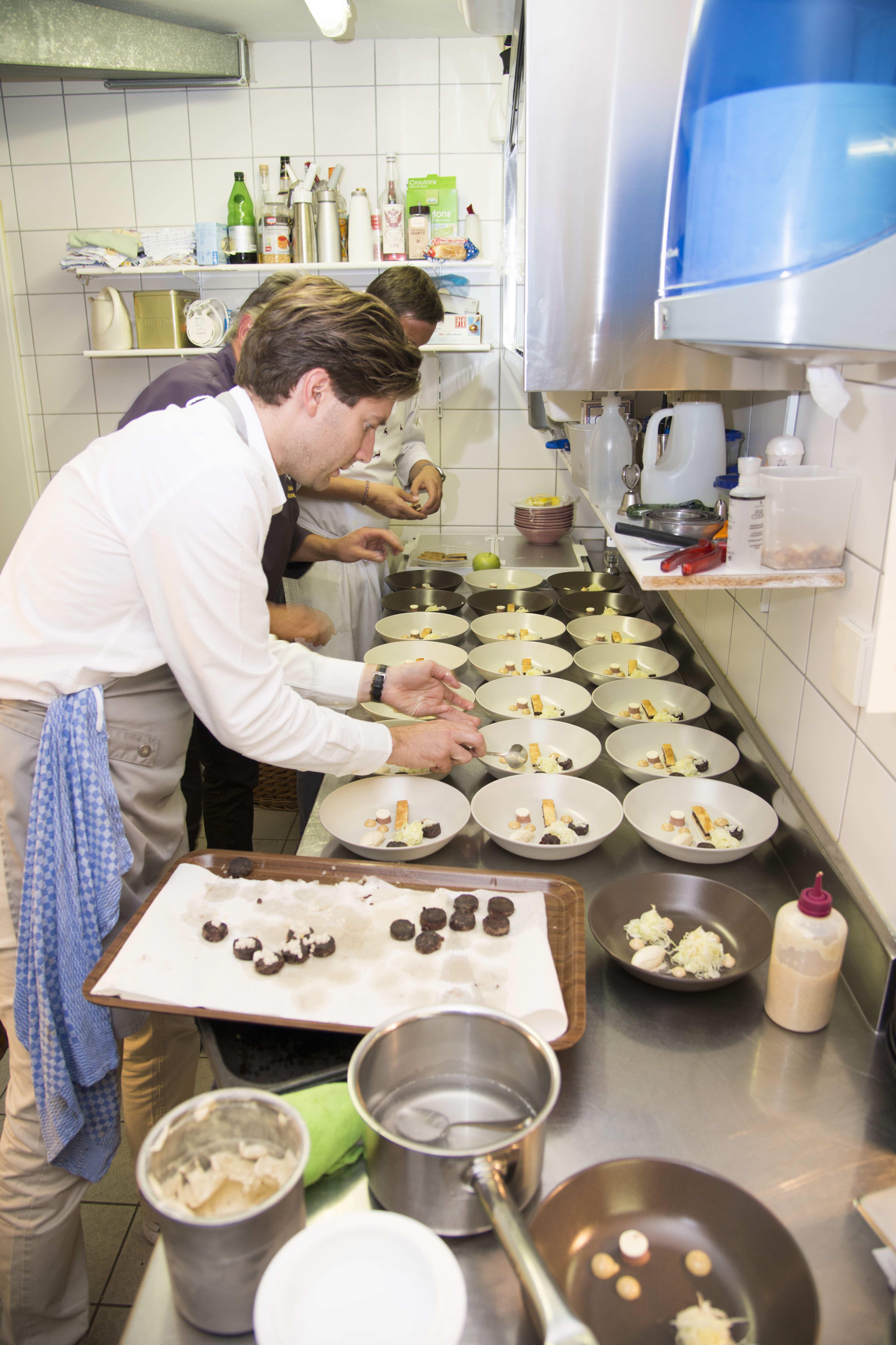 Hitzberger Küchensz. mit James