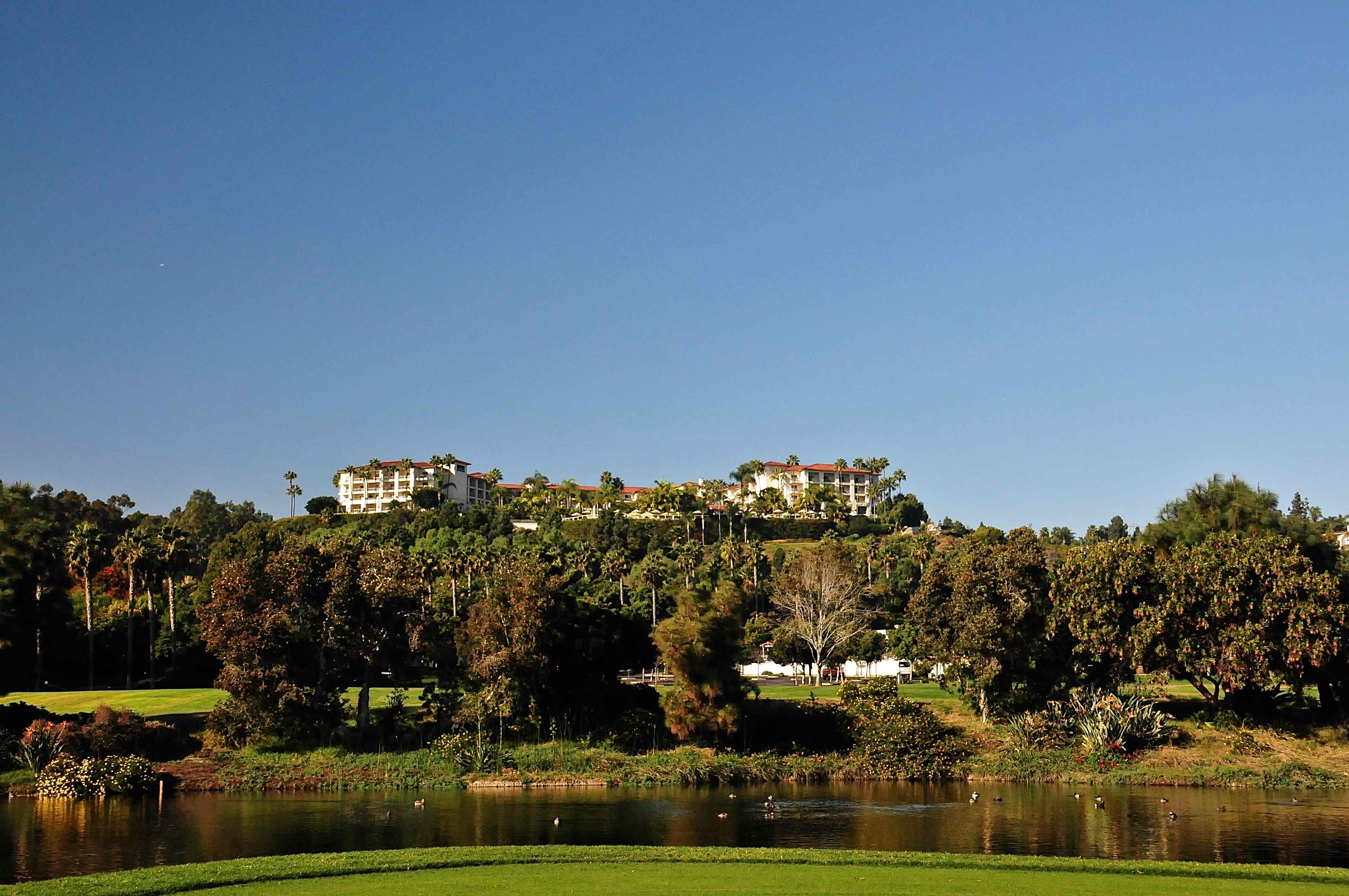 Park Hotel Aviara: Panorama