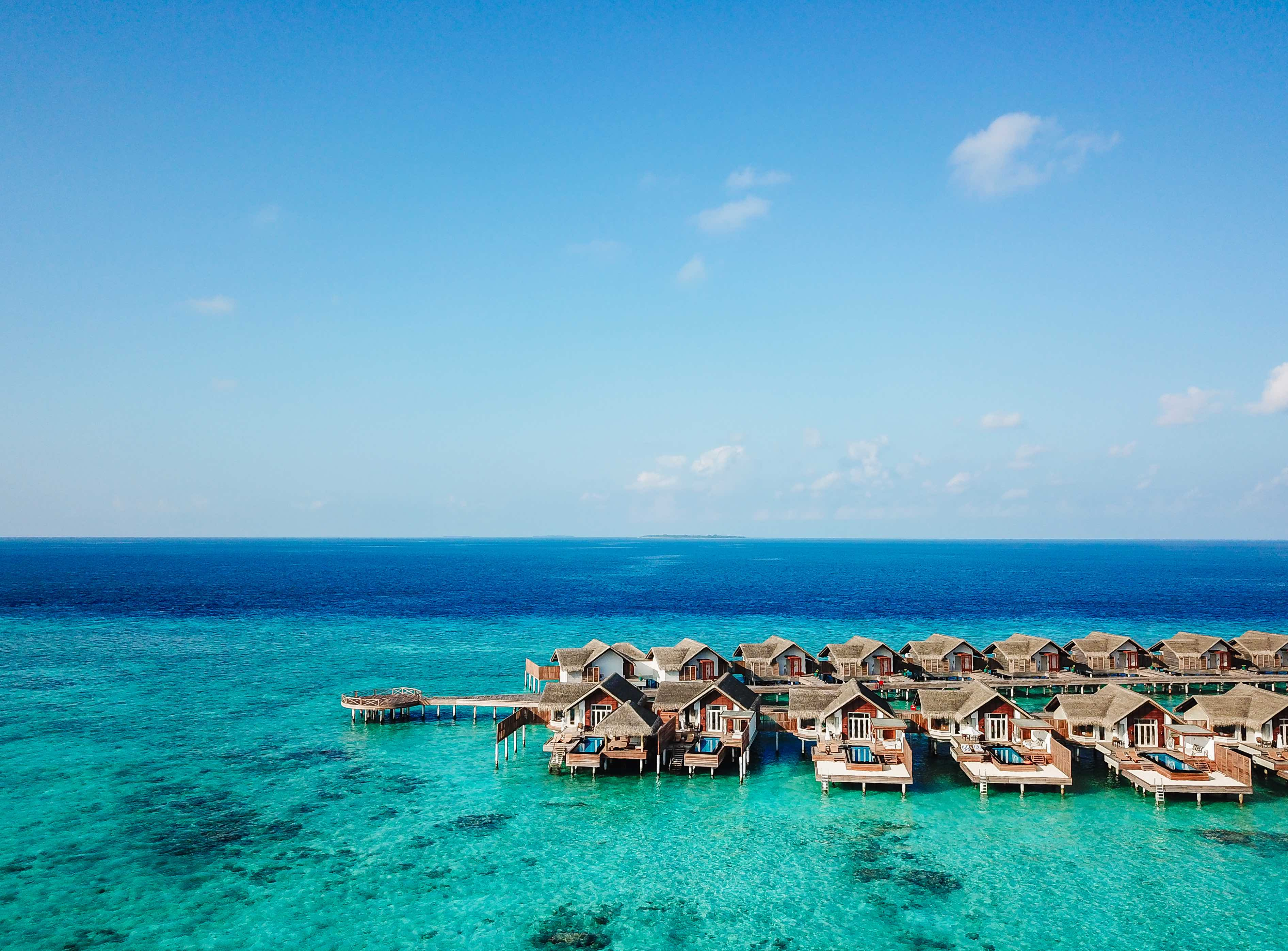 Fairmont Maldives Sirru Fen Fushi: tropisches Paradies