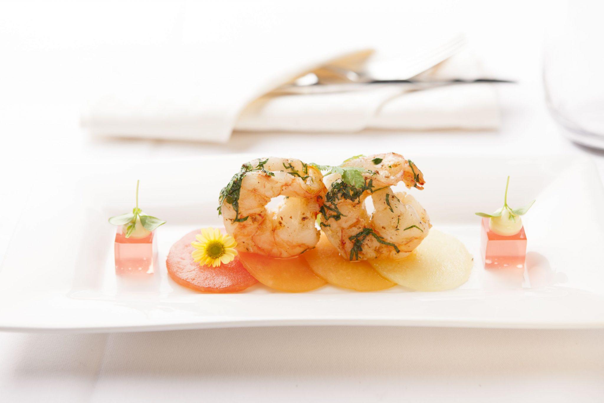 LA ViLLA: Dinner de Luxe