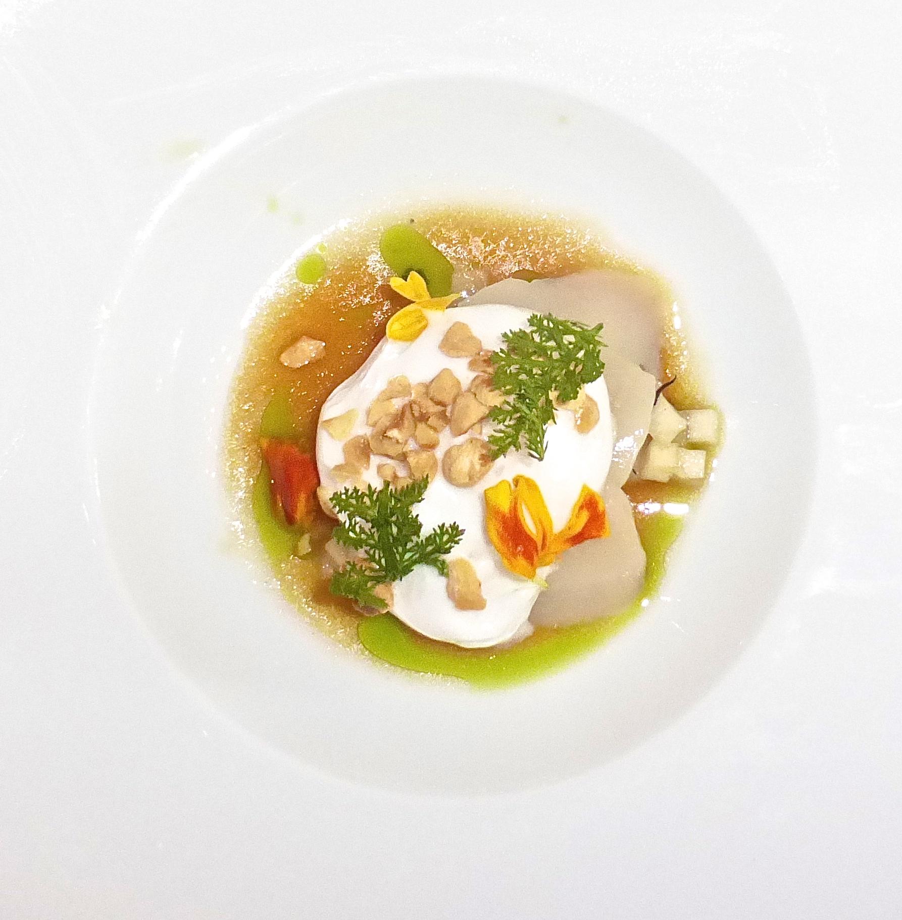 Gourmetgipfel Villa Rothschild: Tristan Brandt