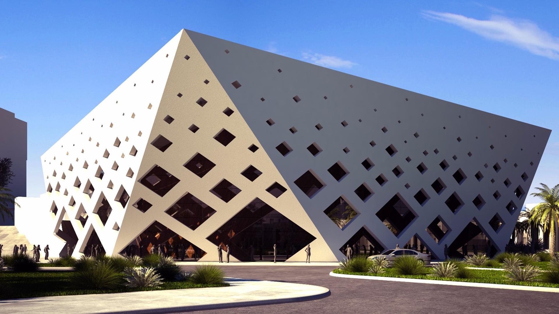 Kempinski Hotel Muscat: Ballsaal