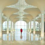 Kempinski Hotel Muscat: edle Lobby