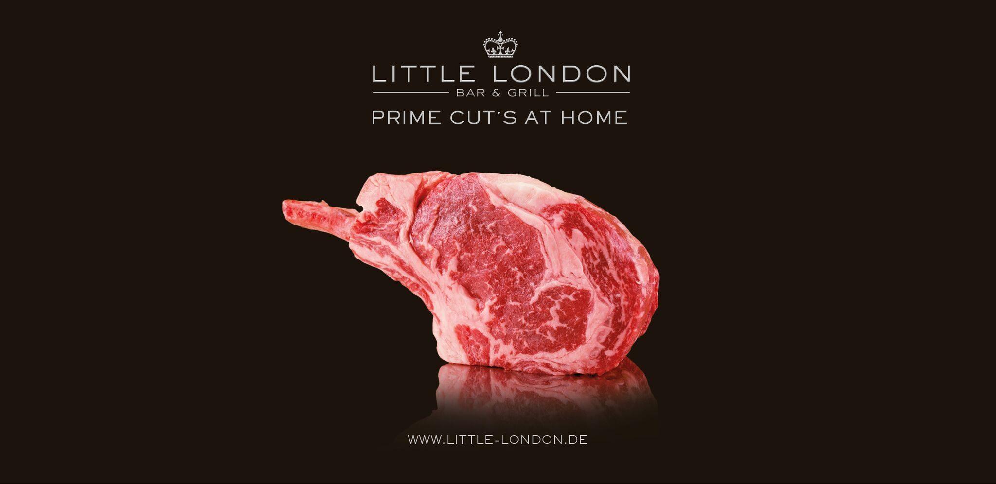 Little London Steakhaus: Fleisch für Zuhause