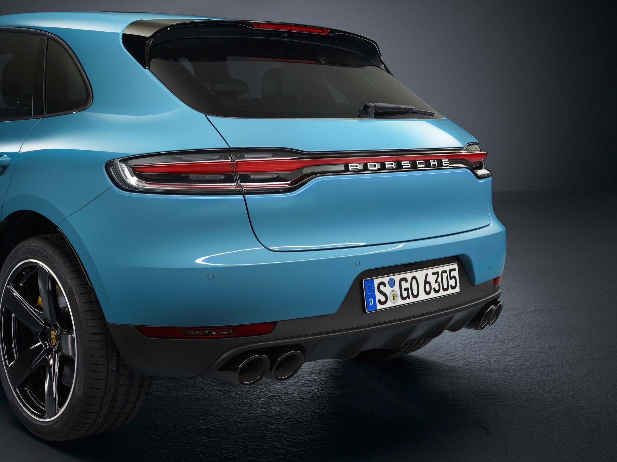 Porsche Macan: neu in Shangahi