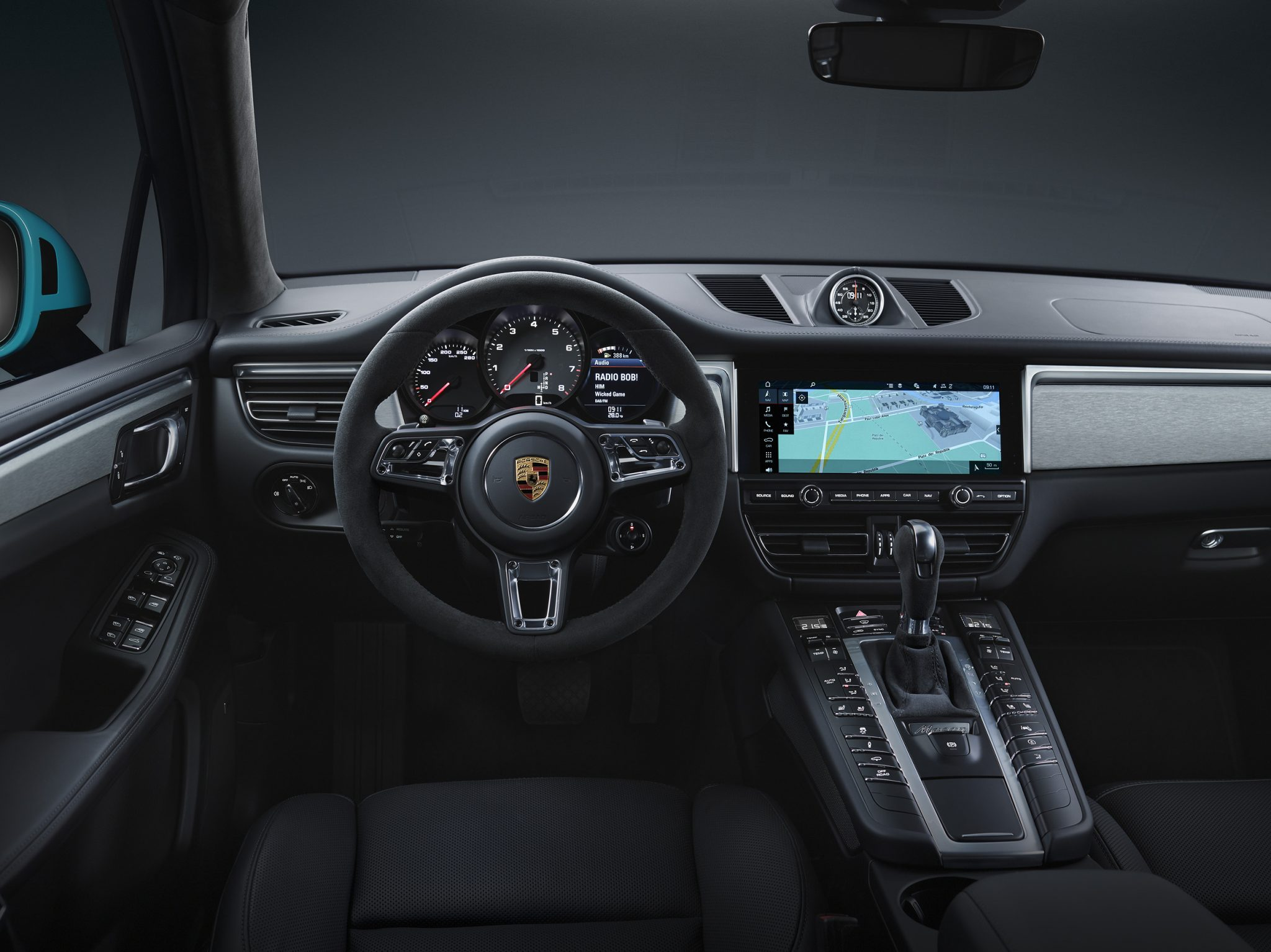 Porsche Macan: illustres Cockpit