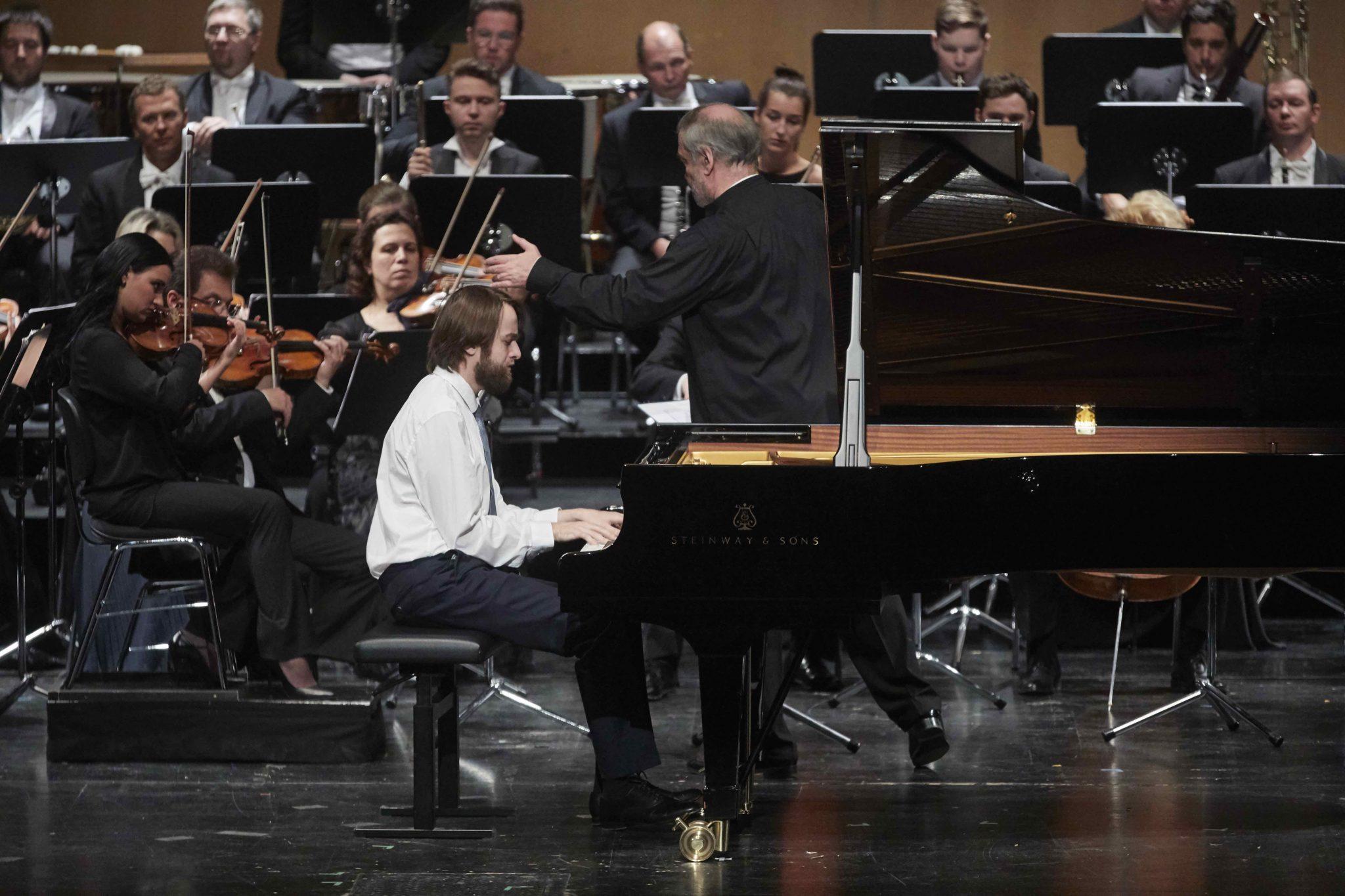 Daniil Trifonov: Tasten-Titan in Baden Baden
