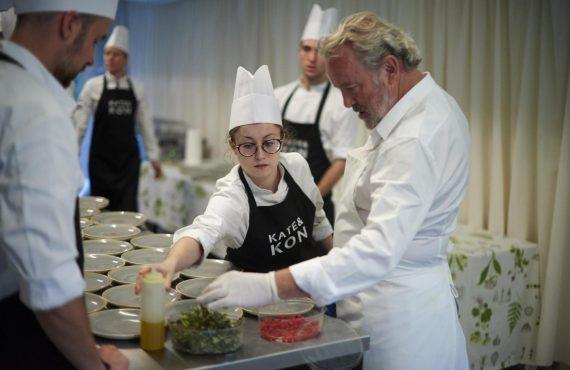 (c) Alain Passard: Koch-Koryphäe in Österreich
