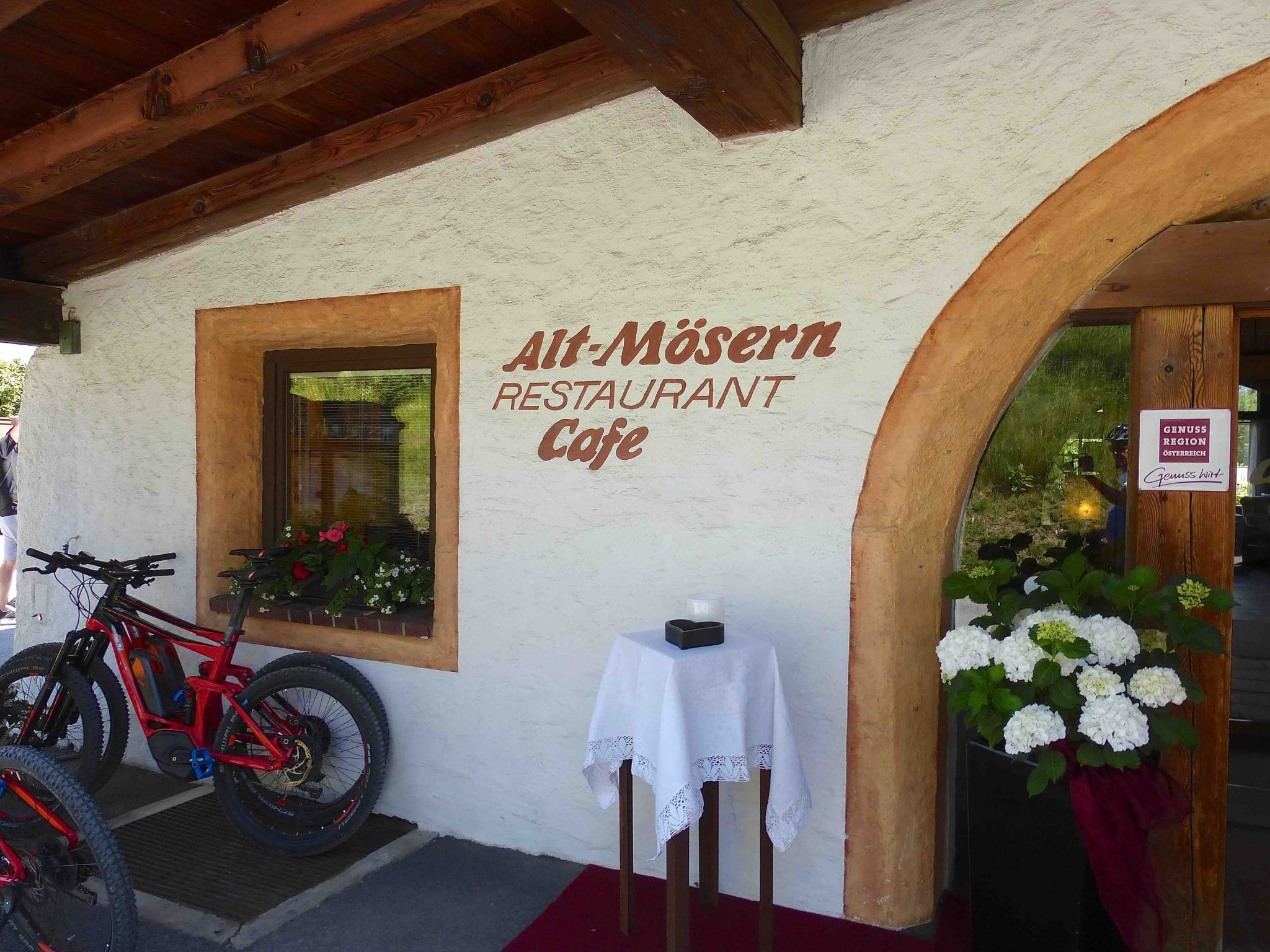 Seefeld (Sellawie.com): Café Alt-Mösern