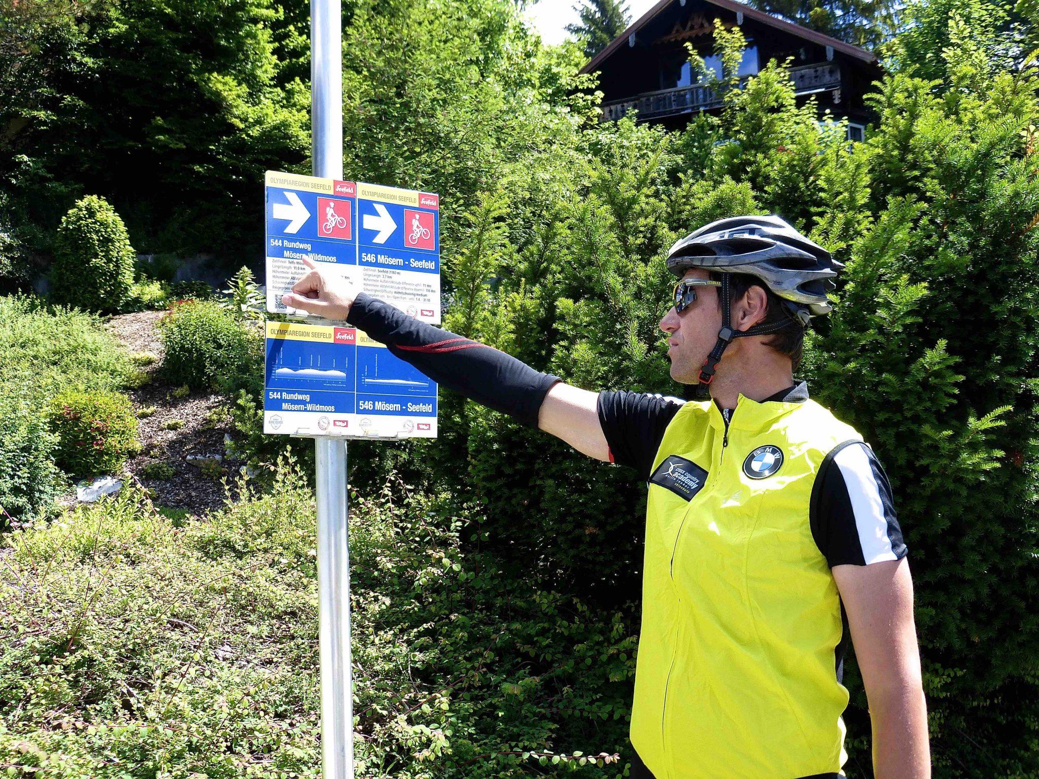 Seefeld: E-Bike-Fahren mit Guide