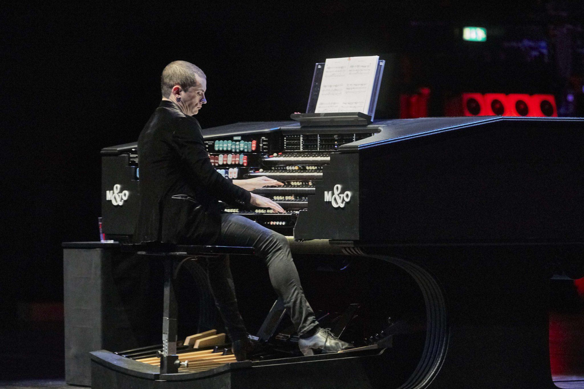 Cameron Carpenter: Genie an der Orgel